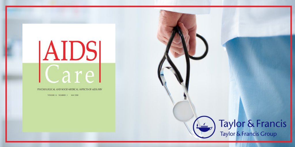 Contribute your research to a special issue of Aids Care. Examining the chronic pain of those with #HIV. Learn more here: https://t.co/qsJnzlowSy https://t.co/rW7oBMUcdK