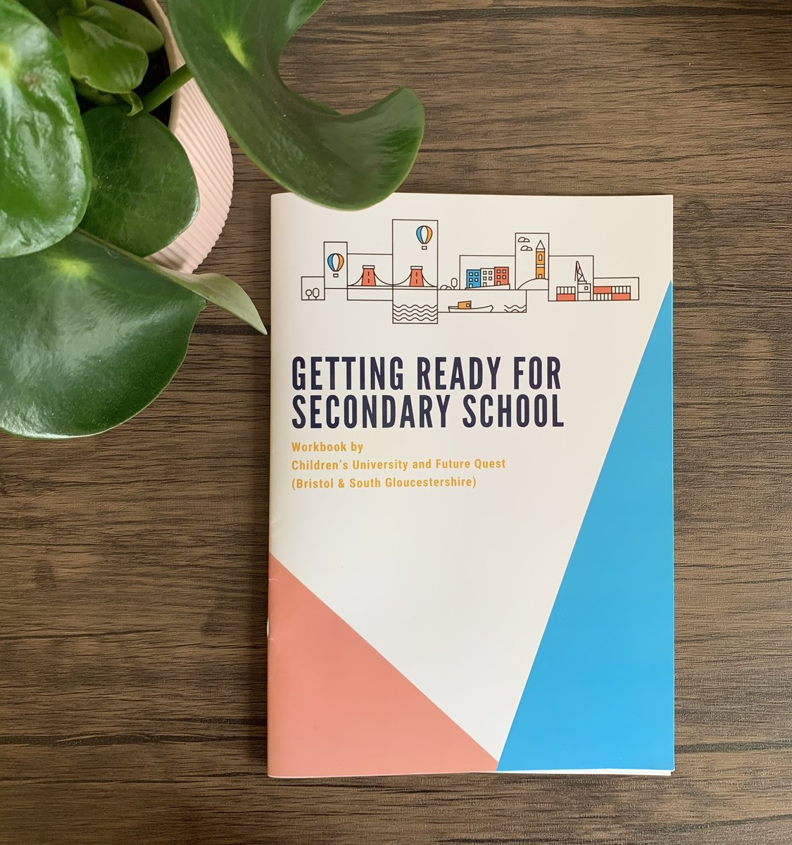 Copies of our 'Getting Ready for Secondary School' workbook have arrived! This booklet was created in collaboration with Bristol and South Glos Children's University and is available free to schools. Want printed copies? Let us know here or via Future.Quest@uwe.ac.uk https://t.co/DoQRxv76ps