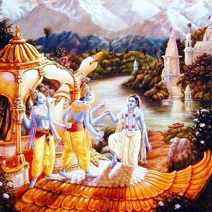 Dreams are only limited to your body not soul as per Bhagwat puran👇  स्वप्ने यथा शिरछेदं पंचत्वाद्यात्मनः स्वयम्।  यस्मात् पश्यति देहस्य तत आत्मा ह्योजोऽमरः।।४।।  स्वप्नावस्था में ऐसा मालूम होता है कि मेरा सिर कट गया है और मैं मर गया हूं,  1/4 https://t.co/wpqDhcg7c3