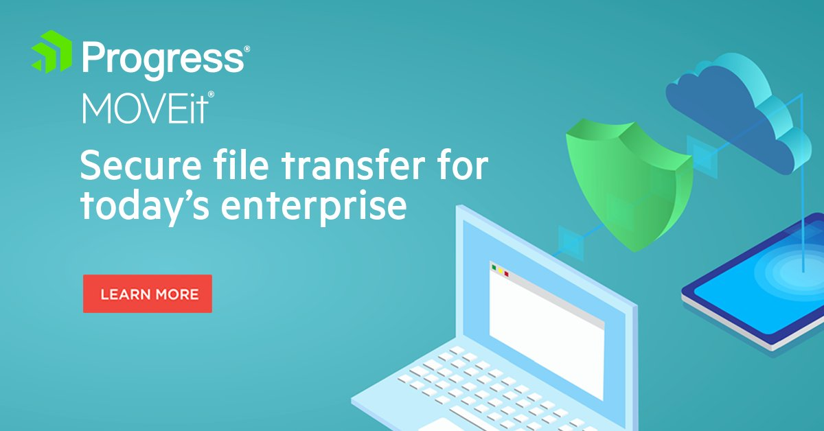 Manage, view, secure, and control your managed file transfers through a single system with MOVEit Managed File Transfer. https://t.co/vgmUwzoJxn https://t.co/ii35aumpZZ