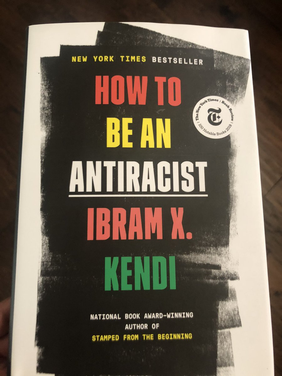 So excited about my new book. I plan on doing a family book club. @DrIbram 📖