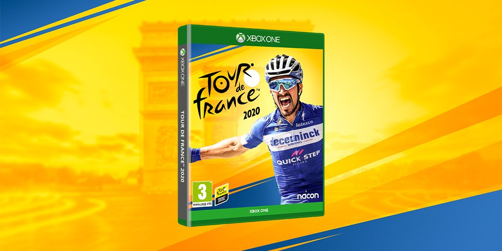 .@LeTour was originally scheduled to begin today. While we wait for August 29th, you can try to win the official video game on @Xbox! RT & Follow to enter.  En attendant le 29 août, vous pouvez tenter de gagner le jeu #TDF2020 sur @Xbox. RT et follow pour tenter votre chance ! https://t.co/yO3HyZAcl5