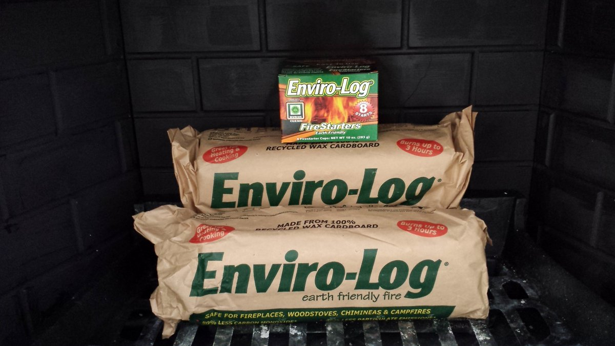Happy Friday! It's time to enter our weekly #giveaway for two Enviro-Log Firelogs and a box of eight Enviro-Log Firestarters!  Simply like this post and tell us how you would like to try them!  We'll announce the next winner on Monday!  U.S.and Canada residents only please. #free https://t.co/6VgthRHi0U