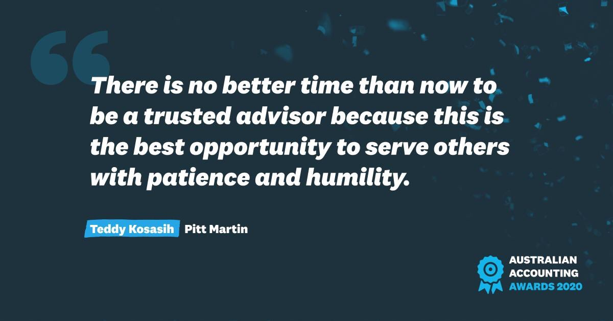 Thanks @Xero for sharing my quote. #Accounting is not just about numbers, it's about #leadership, #impact & #professional because success isn't how much money you make, it's about the difference you make in people's lives! Let's #TogetherWeMakeaDifference @PittMartinTax #Awards<br>http://pic.twitter.com/ppJXaDubKU