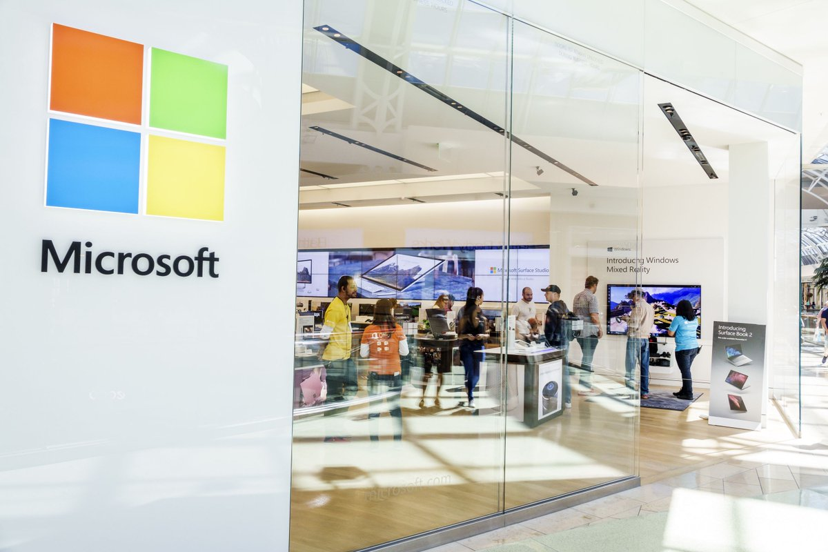 Breaking: Microsoft to permanently close nearly all of its retail stores