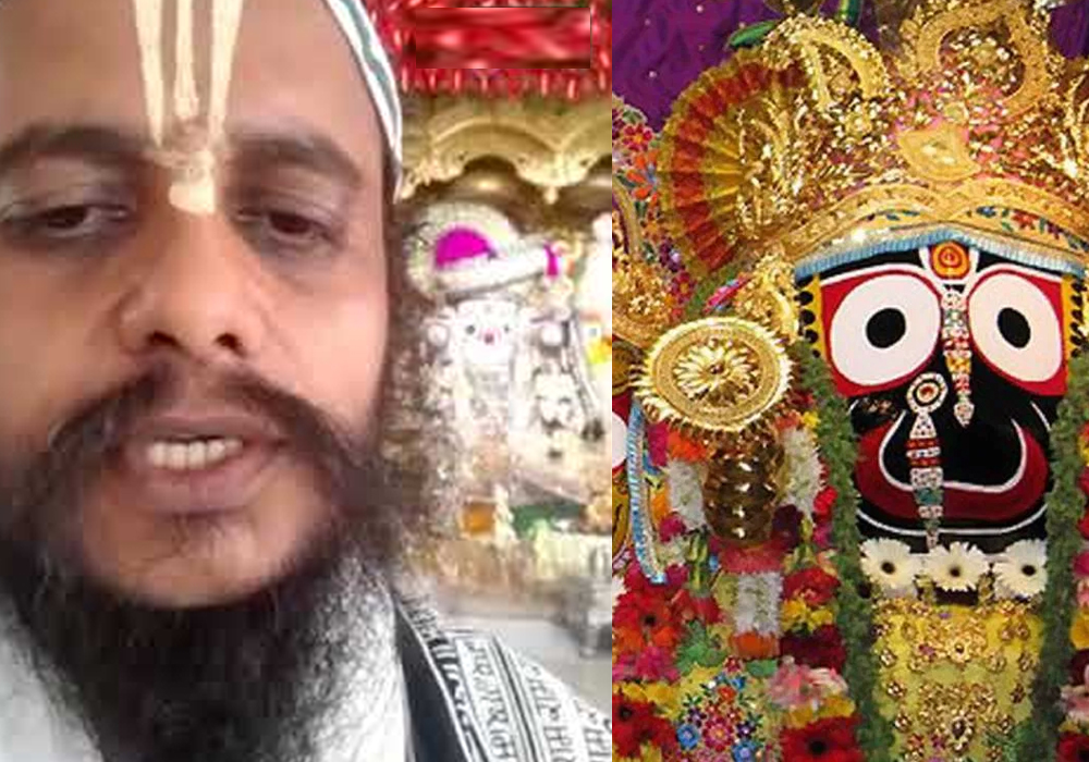 Upset with no Rath Yatra this year, Saraspur Mandir Mahant seeks death before God