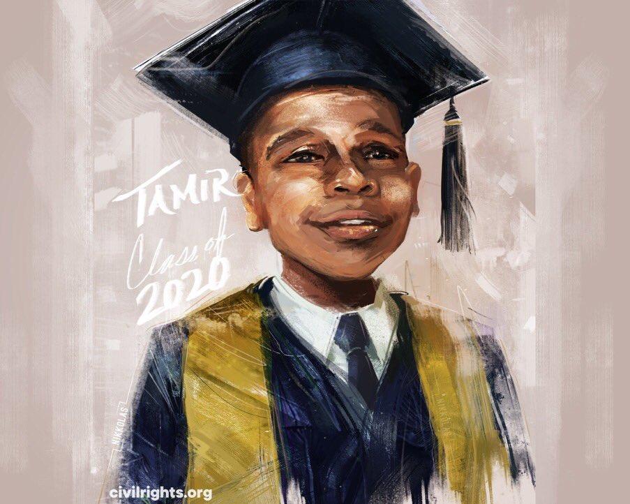 Prayers for Samaria Rice. 🙏🏽🙏🏽🙏🏽 Her son Tamir should be 18 today. 💔 Nobody accountable. #TamirRice https://t.co/mYJSPrybHf https://t.co/yUrRCaYWIi
