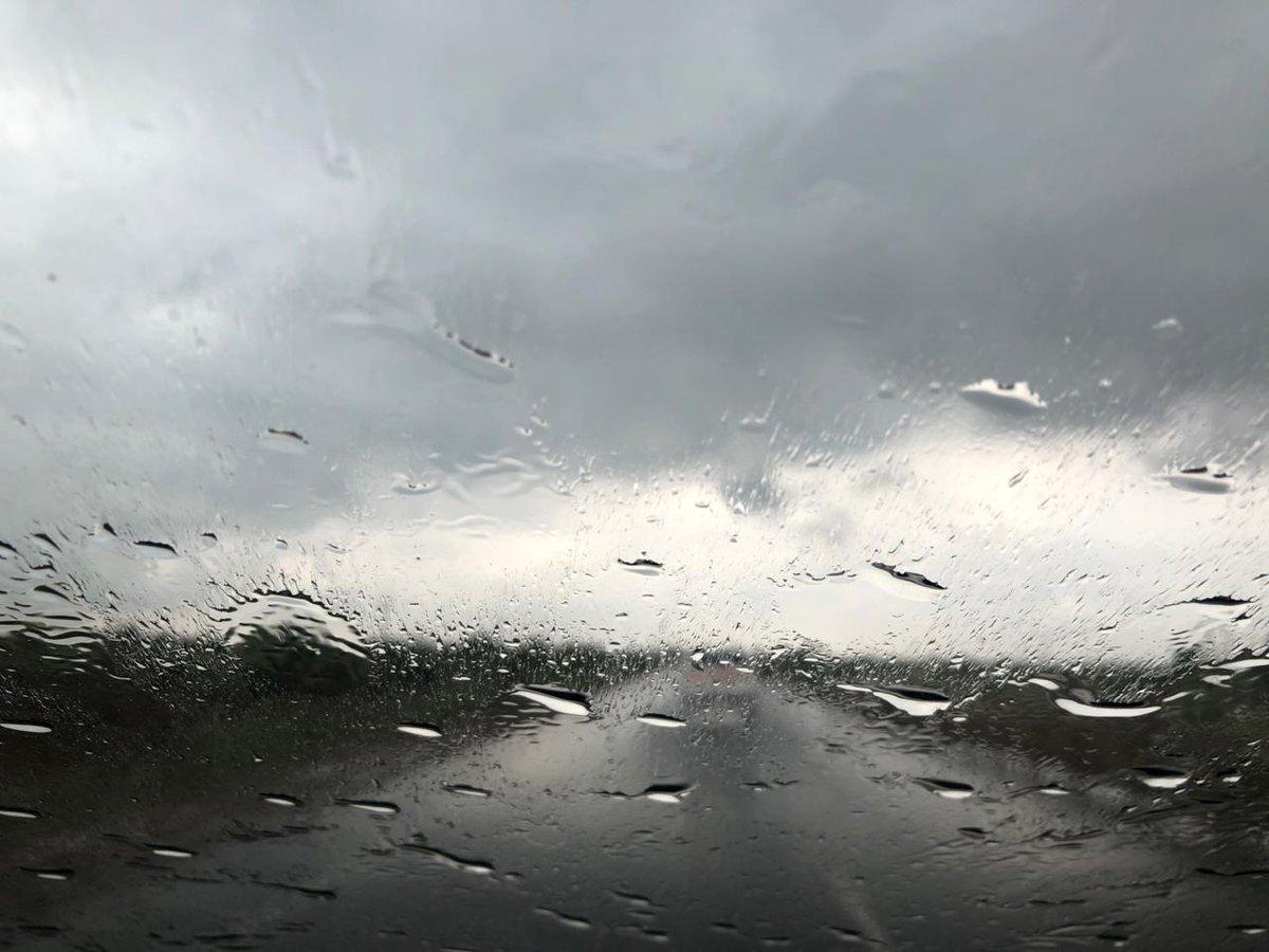 It was a #rainyday today!!  #FridayFeeling  #weekendvibes pic.twitter.com/ltOfVdjJzf