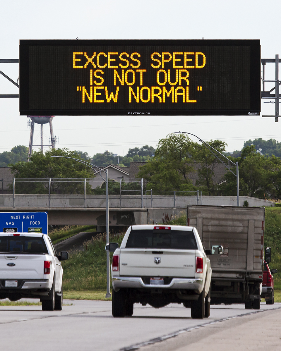 For more than two decades, speeding has been involved in about 1/3 of all motor vehicle fatalities. In 2018, speeding killed 9,378 people, according to the NHTSA. Being a responsible driver and following the speed limit has been and always will be the norm. #FridaySafetyMessage