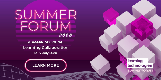 💥 BREAKING NEWS 💥 The registration for the Learning Technologies Summer Forum 2020 is OPEN 😎! Expect a full week of online learning collaboration with 20+ webinars, 30+ renowned speakers and more ! It's FREE ! Register here: https://t.co/ELeSlt6BBl #LTSF20 #learning #elearning https://t.co/NHqpHJalCu