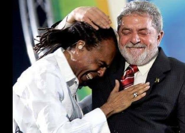 Saudade de um Ministro da Cultura desse nível, né minha filha? #ParabénsGil #Gil78