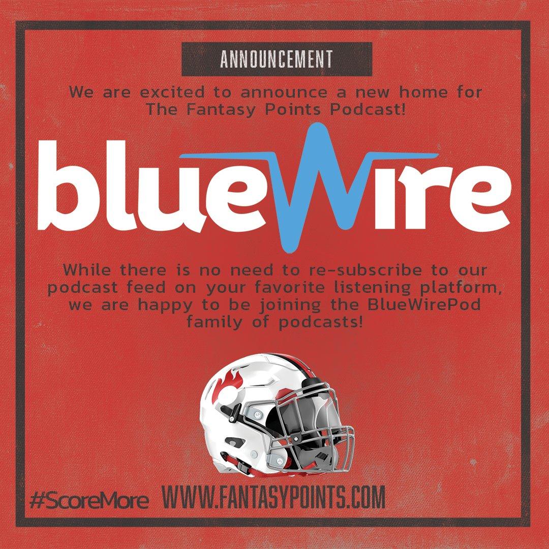 Some news 👇 @bluewirepods