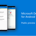 Image for the Tweet beginning: Microsoft Defender is ready to