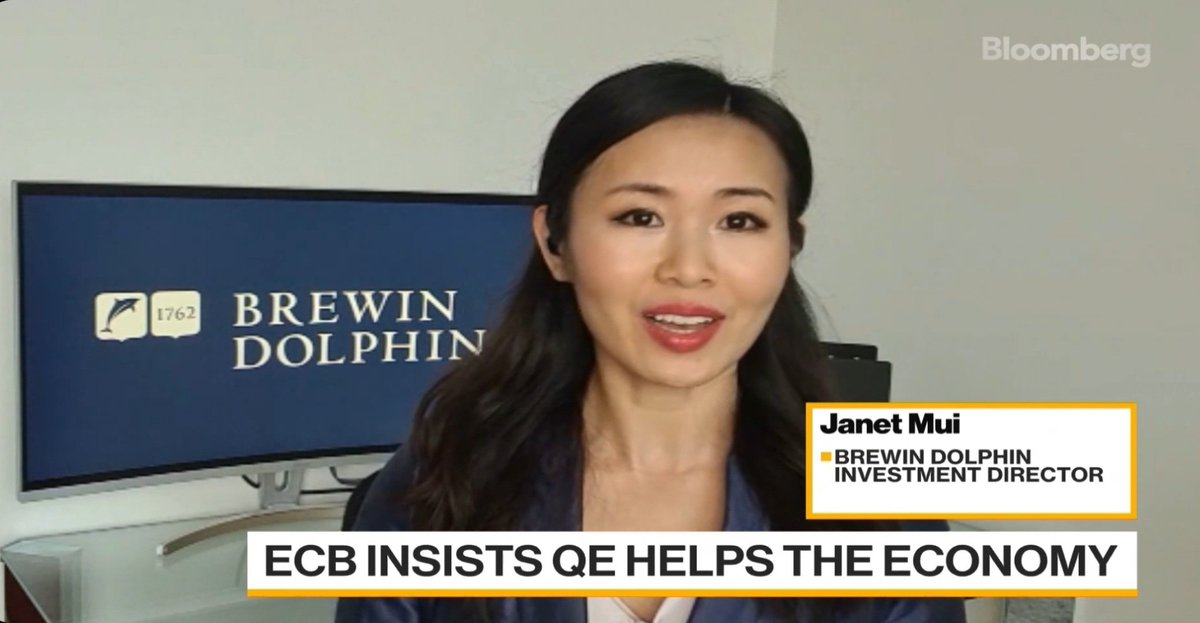Happy to be interviewed on Bloomberg today. You can watch the full clip on Bloomberg europe daybreak full show. #markets #investment #economist #tvinterview #BrewinDolphin #bloombergtv #bloomberg #daybreakeurope #bloombergdaybreak #strategist #stockmarket #marketviews #tgif https://t.co/Bzc15yDrjJ