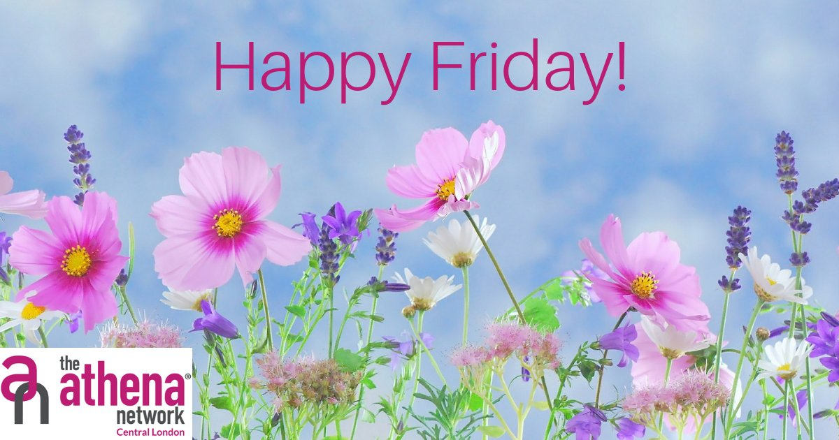 Have a lovely weekend, don't forget to book on for next months meetings.  Contact me for information  #athenaCentralLondon #MagentaTribe #networking #goals #fridayfeeling #weekend https://t.co/nJFJhdCA1L
