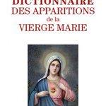Dictionnaire des apparitions de la Vierge Marie - par Joachim Bouflet - Les Editions du Cerf - à paraître au mois de juillet.  https://t.co/V3kwhkZvlX