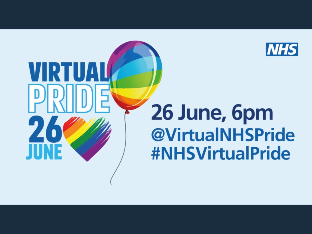 #HappyPride We're looking forward to celebrating #NHSVirtualPride at 6pm tonight. Follow @VirtualNHSPride to keep up with what's happening. @WUTHstaff