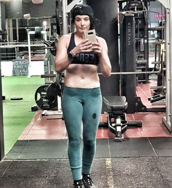Solid 💪🏽 #astrogirl #aussie #ufc #mma #ATT https://t.co/gCgfj5Nq4r