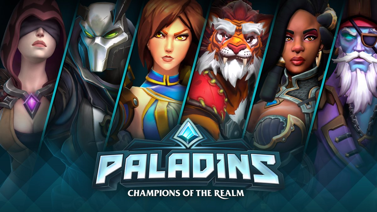 If you are part of our fan base who plays Paladins on Steam the sales are back for you! Enjoy 50% off of the Champions Pack, Season Pass 2019-2020, and Digital Deluxe Edition for a limited time. Additionally - 25% off Steam Daily Deals!