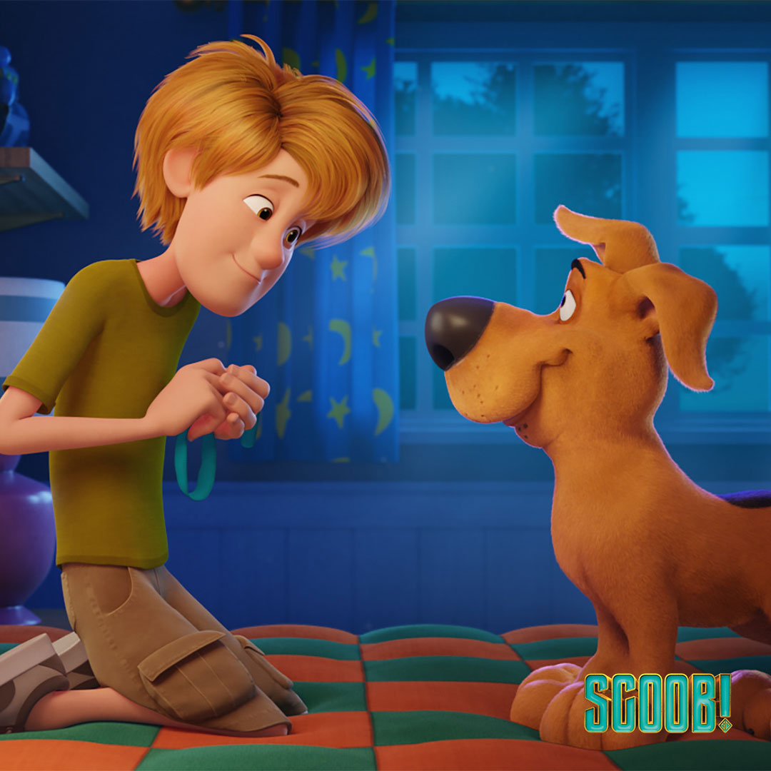 Ready for a sweet slurp-rise? SCOOB! is streaming now on HBO Max.