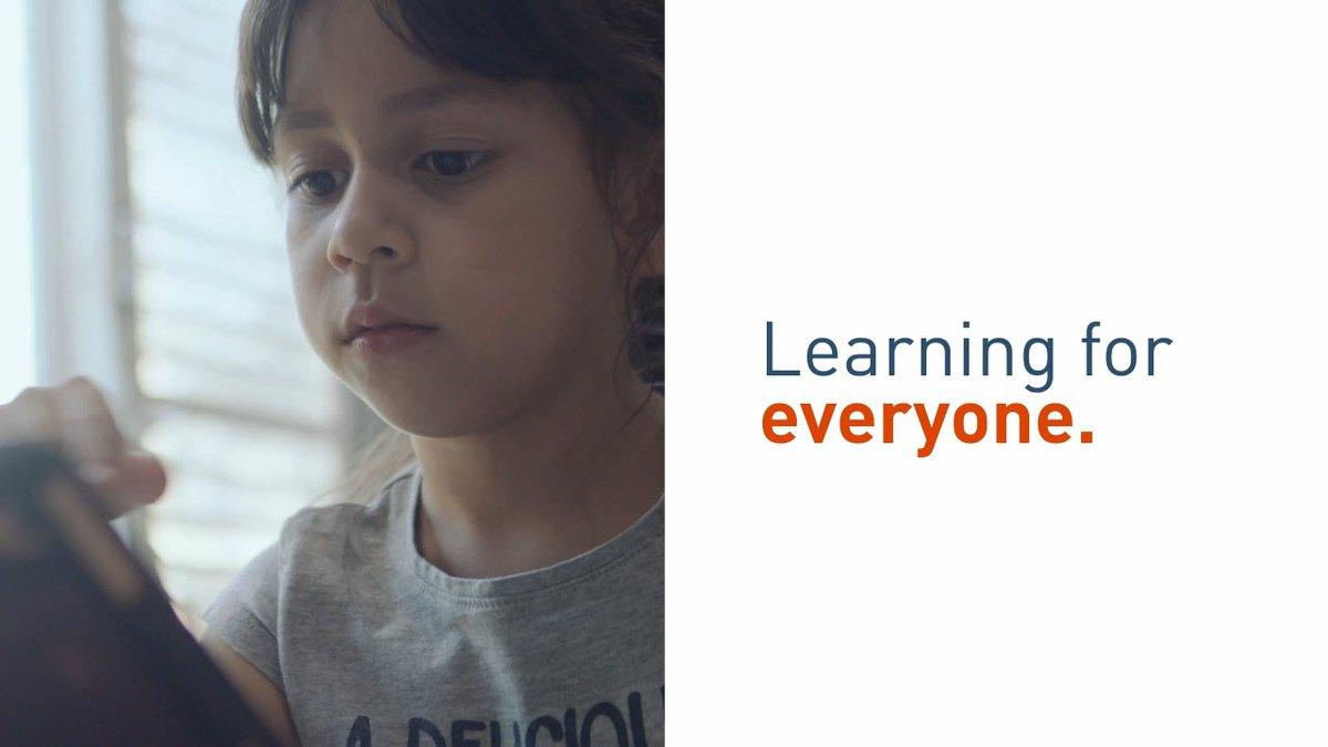 Like you, we believe learning is for everyone. There's still time to connect with us in the Gale booth. Visit the virtual exhibit hall from 10-3:35pm CT. https://t.co/2AbFrarAQK