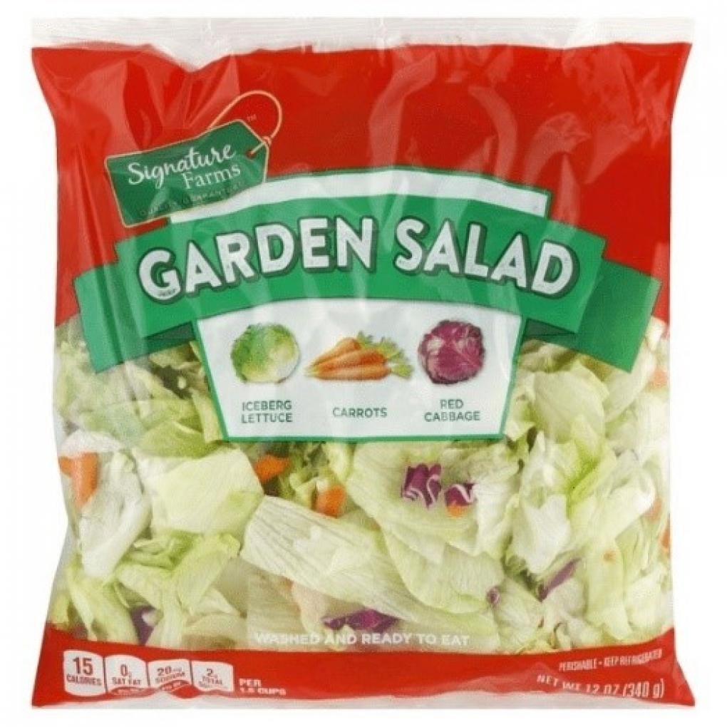 Jewel-Osco Voluntarily Recalls Bagged Signature Farms Garden Salad Due to Possible Cyclospora Contamination https://t.co/UO5AsmKvNA https://t.co/AsN5oCBGea