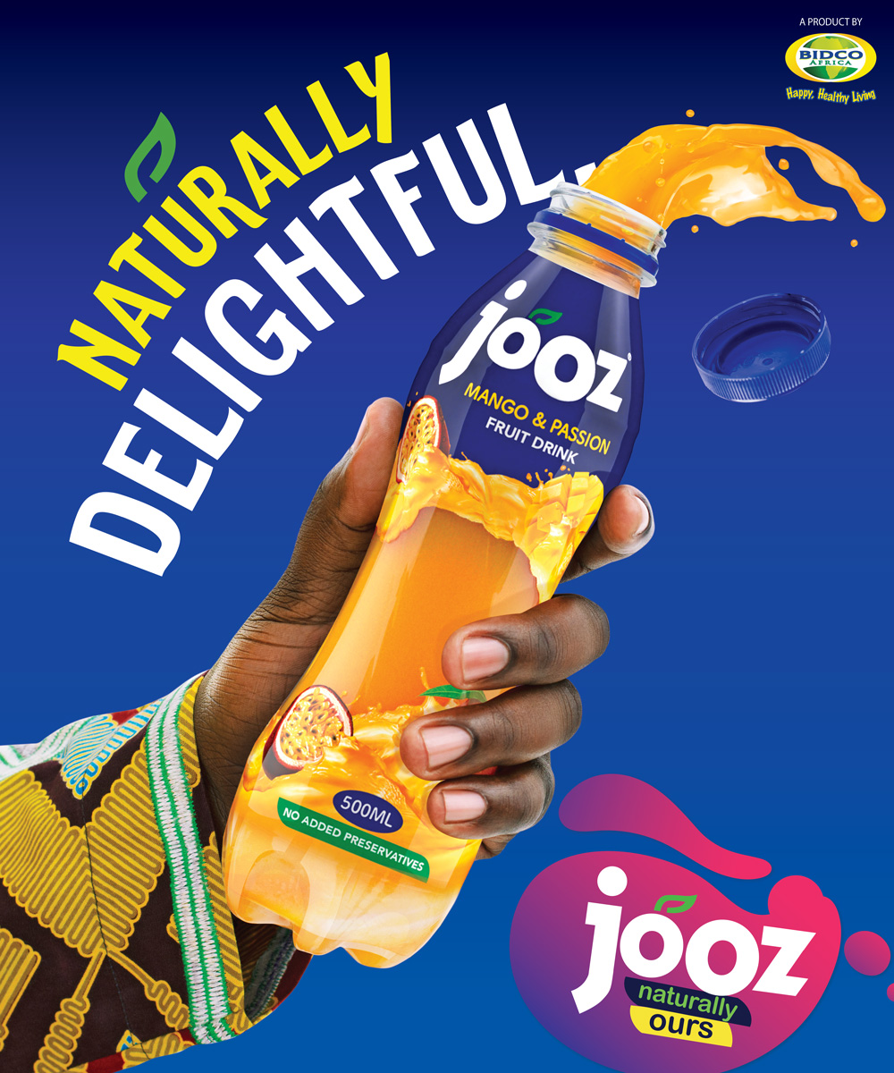 Grab yourself a 500ml bottle of Jooz at Kes 64/- and jooz up your weekend. #NaturallyOurs #JoozItUp @joozeastafrica #MaishaCountdown