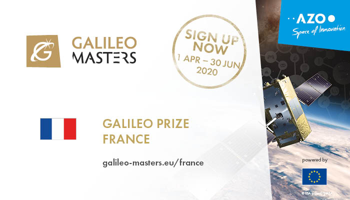 🛰️ The #GalileoMasters Prize #France could give you access to an active #space ecosystem, R&D expertise and precious innovative opportunities! 🇫🇷 → Find out more about the competition and apply before 30 June: ow.ly/zD5N50AhAAh