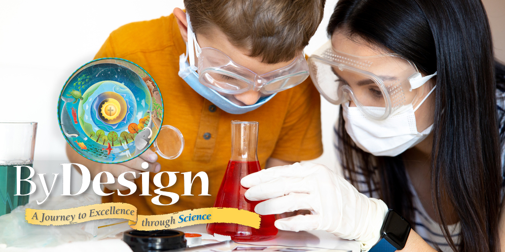 """COCID-19 has taught us that in these times of educational pivoting, """"flexibility"""" is the magic word for curricula. Take a look at our latest blog to see how ByDesign #Science offers flexibility for #Students and educators for grades 1-8 https://t.co/FL76b7bshp https://t.co/eTOJjWSTdC"""