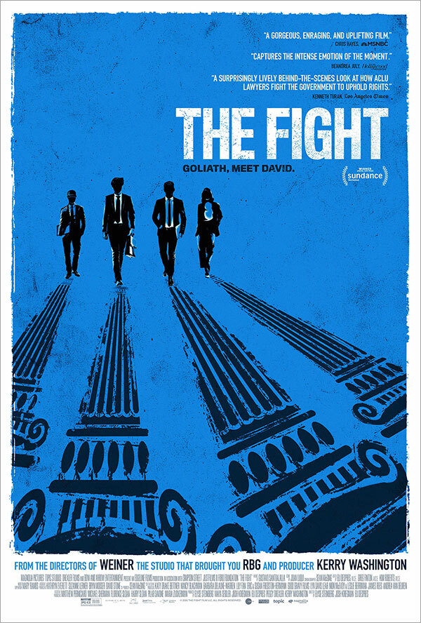 Check out this poster for The Fight and read more about this week's trailers and posters: https://t.co/BQzqjREfBu https://t.co/uVvDp0XeoZ