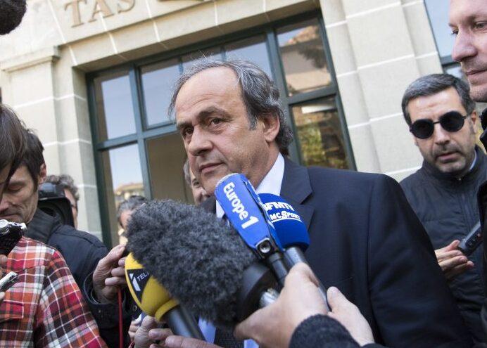 Sports Digest: French soccer great Platini a suspect in Swiss corruption casePress Herald  http:// dlvr.it/RZQqC2    <br>http://pic.twitter.com/zM2wArKdtq