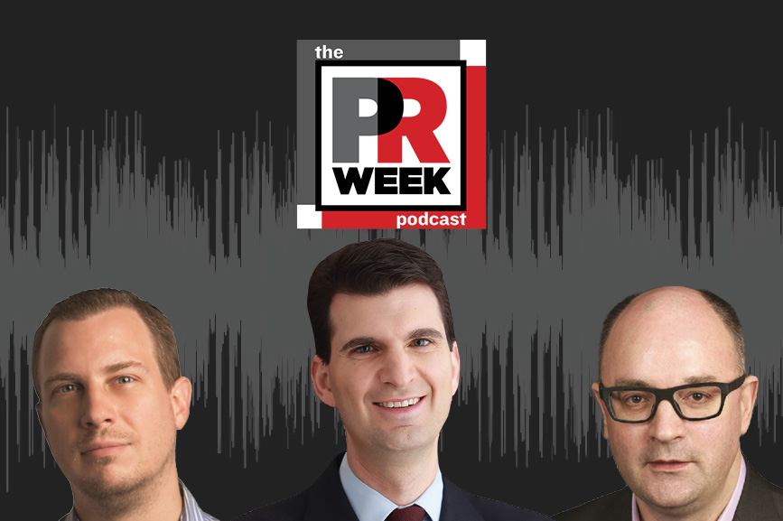 In this episode of The PR Week, Edward Skyler, EVP of global public affairs at @Citi, shares how the company's reacted in the wake of the global pandemic and continued unrest following the death of George Floyd in Minneapolis. Listen here: https://t.co/yvjMHl6gSU @edskyler https://t.co/Wrvc6nDDUD