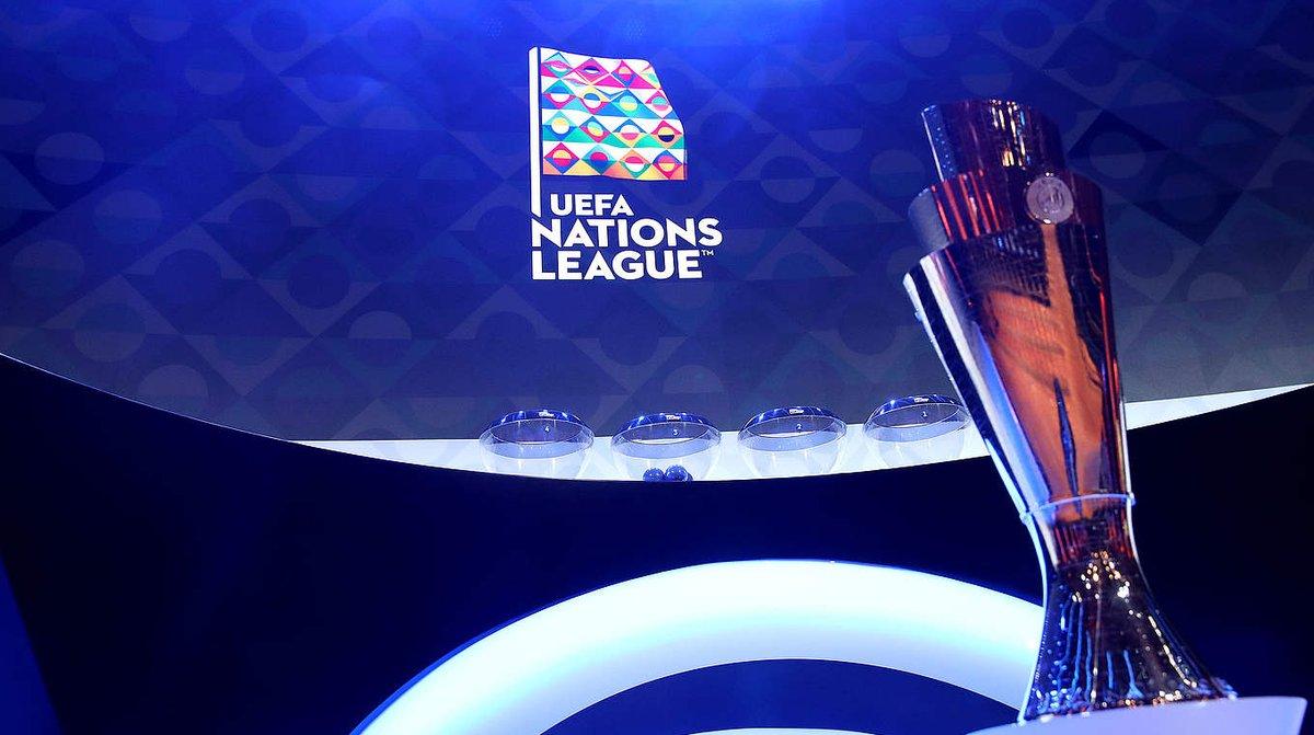 Die @UEFAhat die Partien der neuen Saison in der #NationsLeague terminiert. #DieMannschaft startet am 3. September 2020 mit einem Heimspiel gegen Spanien: ➡️ https://t.co/1f2K6aoDVN https://t.co/3pD2dvlaU0