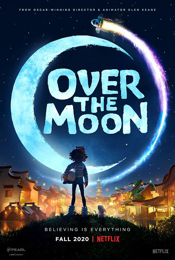 Check out this poster for Over the Moon from @openroad_la and read more about this week's trailers and posters: https://t.co/BQzqjREfBu https://t.co/tJRPNRf42B