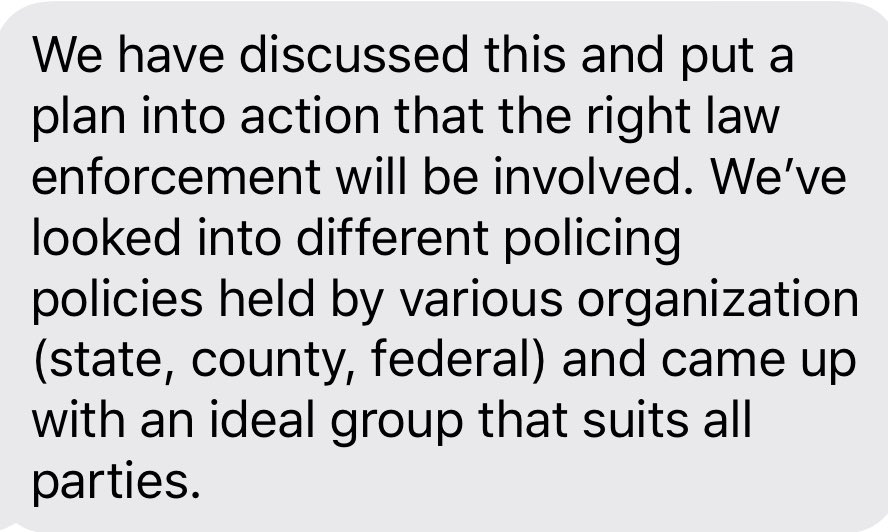 Miami Heat forward Andre Iguodala - who serves as NBPA First Vice President - to @YahooSports on the role of law enforcement securing the perimeter of Orlando campus, a protection measure that caused some unease by players who have been protesting police brutality. https://t.co/AtryRs1ZQW