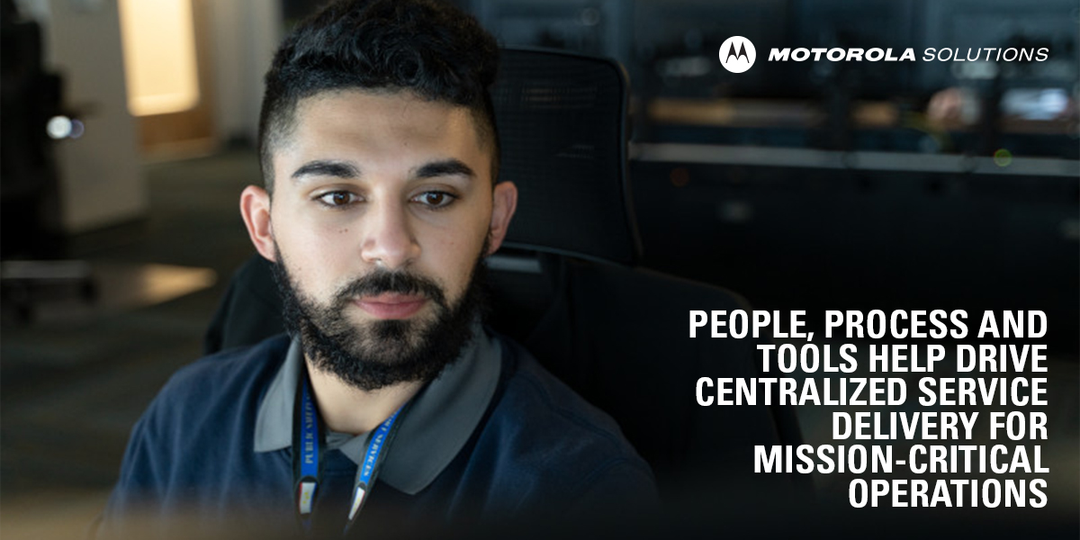 In this recent blog post from Glenn Graves, vice president of Centralized Managed Support Operations at #MotorolaSolutions, details how the right service delivery model can ensure that your system is always available and secure. Learn more: https://t.co/nC6fcxtMJi https://t.co/o0sHS6GwPI