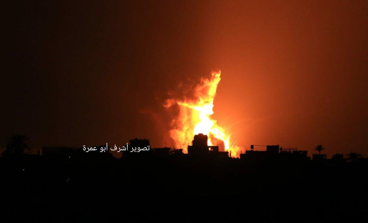 Terrorismo:  A esta hora la aviación bélica de Israel está bombardeando la Franja de Gaza, mientras la población está confinada en sus casas haciendo cuarentena. 26 de junio, 2020 https://t.co/2YXRLvfCsX