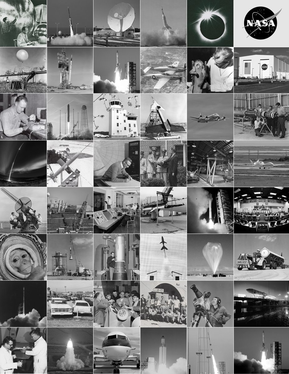 On this, our 75th anniversary, we pause to reflect. From our humble beginnings to now, we are thankful for all those contributors to the Wallops mission. We are proud of our legacy of the past 75 years and we are excited for what is to come in the next 75 years.