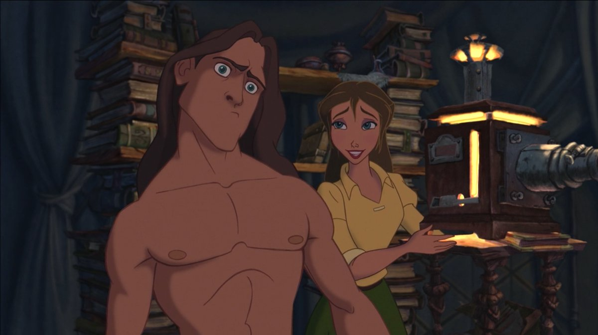 Christopher Polt On Twitter Tarzan 1999 Dir Goofymoviedir Chris Buck Is On Disney So Let S Talk About One Of Its Most Brilliant Sequences Want To See How Strangers Like Me