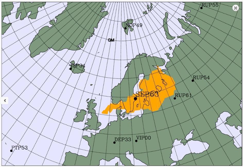Европу накрывает волна радиоактивного ветра (+карта) фото 2