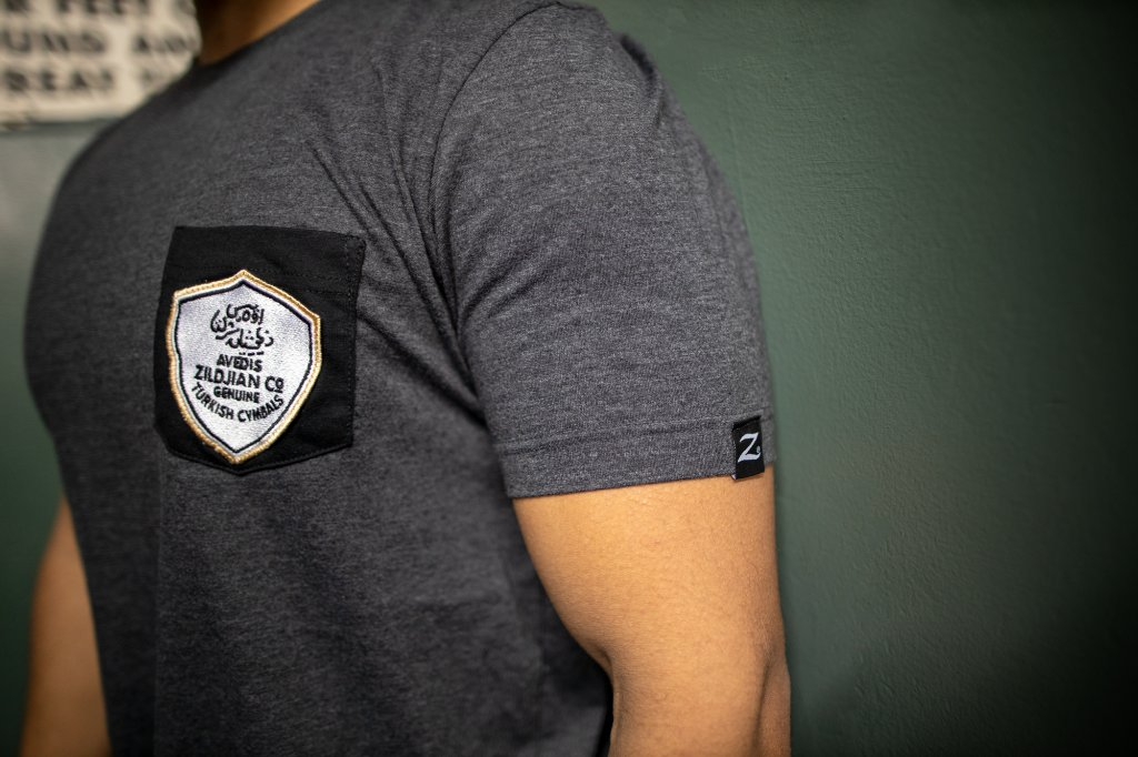You asked, we listened! We are happy to announce that the Zildjian Patch Pocket Tee is now available in 2XL!  Available Now at: https://t.co/i9AA8ZNVZh  #ZildjianStyle https://t.co/psWc35WwUW