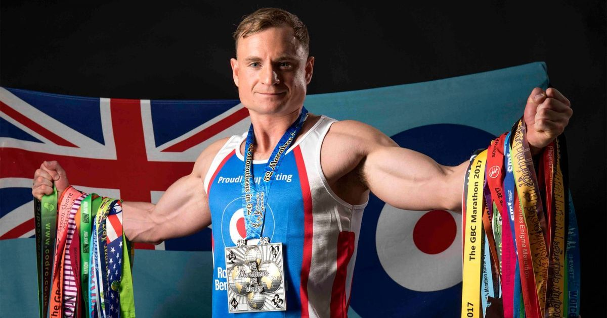 1/3 All members of the RAF Athletics Association wish to send their condolences to the friends & family of the inspirational, Corporal Jon Ward, following today's announcement of his passing. https://t.co/x6dyG2CSBp