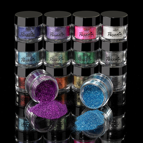 ✨Paradise Glitter✨ In every shade of the rainbow  #mehronmakeup #paradiseglitter #glitter #sparkle #glitz #glam #looseglitter #color #shine #promakeup https://t.co/LFqVTLkgi2