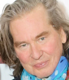 Val Kilmer needs to play RBG in a biopic before either of them die