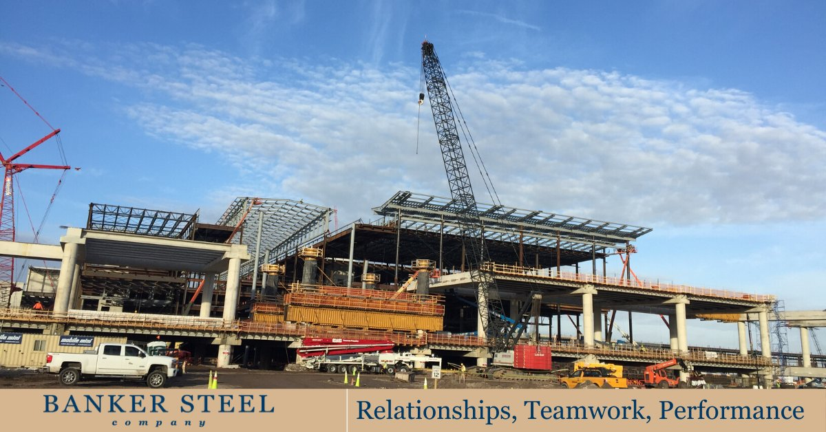 Every project from start to finish is undertaken with an image of excellence and quality – that's the Banker Steel way. Our teams approach each construction with the notion that utilizing technology and innovation will help us achieve the level of quality that it takes.
