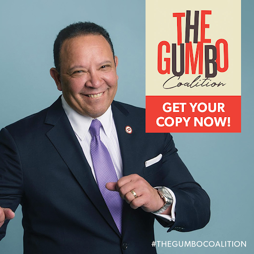 The Gumbo Coalition is a playbook filled with the recipe to become an effective leader and facilitate positive change in unprecedented circumstances. Learn the tools to Inspire, Achieve, and Unite!  Be Apart of The Gumbo Coalition and grab your copy! https://t.co/Y5TP4r1sue https://t.co/8swgHaBDp3