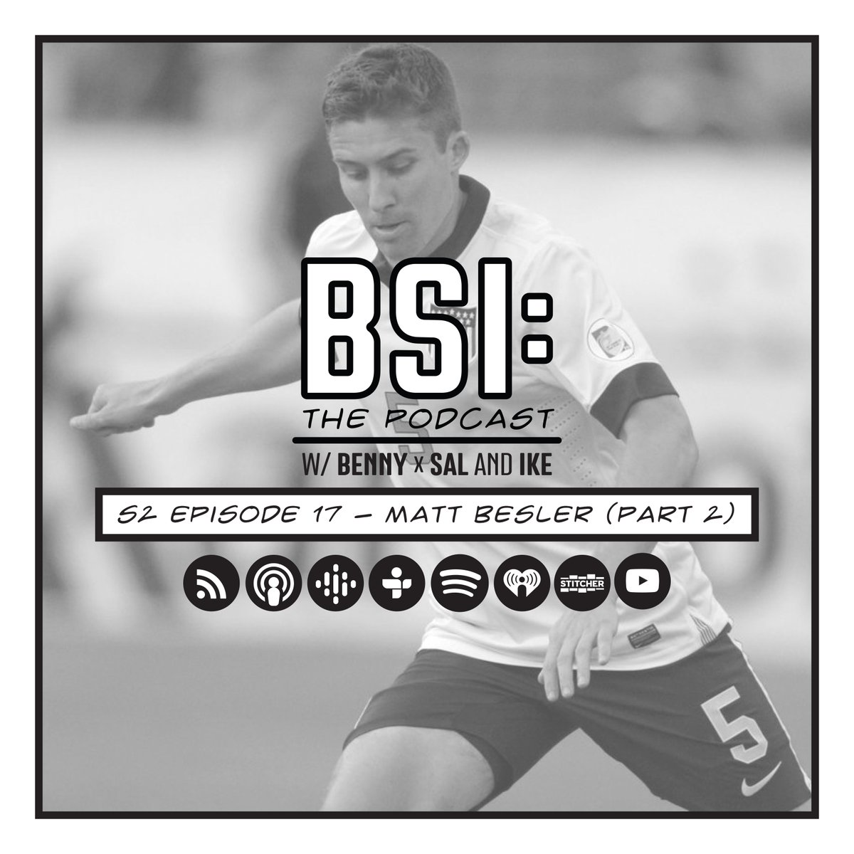 🔥 PART 2 IS OUT!🎙S2 E17 | Matt Besler (PART2) 🔗https://t.co/eAaGAuxXWl  🗣@MattBesler joins the gang to talk about his early days in @SportingKC, the ups and downs with the @USMNT, and who he almost got traded to in @MLS. https://t.co/ZESHCjOdAS