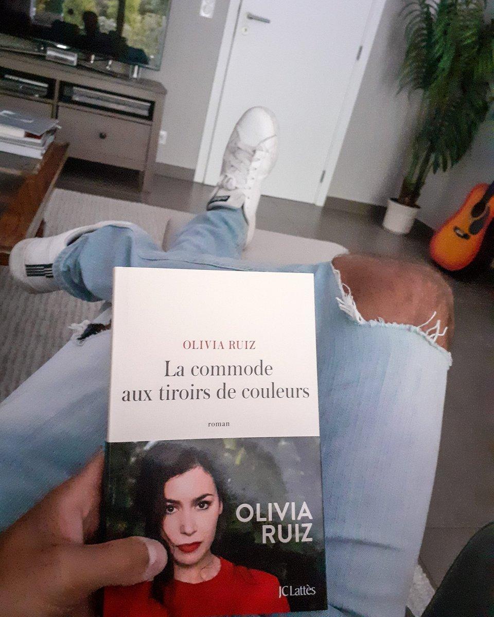 Livre pour le weekend @OliviaRuiz #livre #lecture