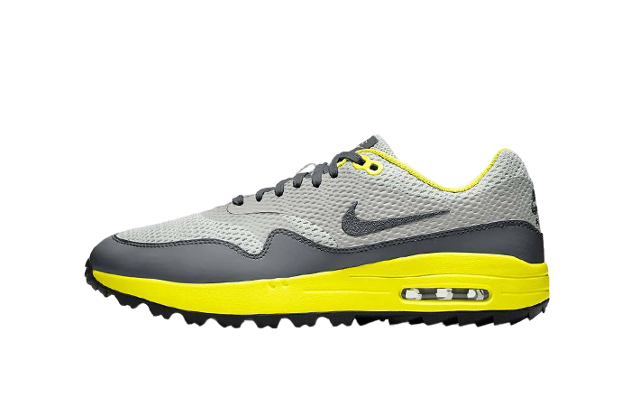 Fastsoleuk On Twitter Nike Air Max 1 G Golf Mesh Grey Yellow Available Now Https T Co Ui7lapi572 Nike Air Max Airmax1 Golf Mesh Grey Yellow Trendy Popular Famous Unique Grabnow Hit Sneakernews Sneakergame Sneakerlover